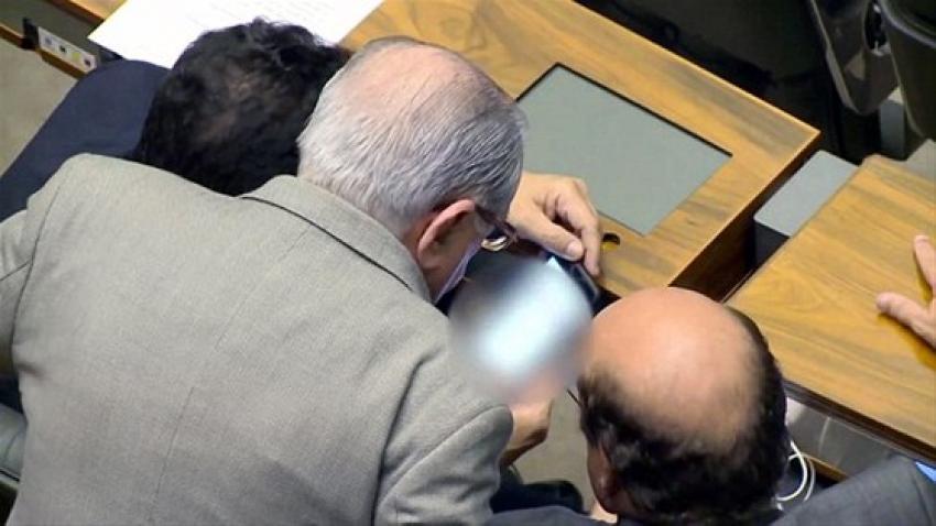 Milletvekili fena yakalandı