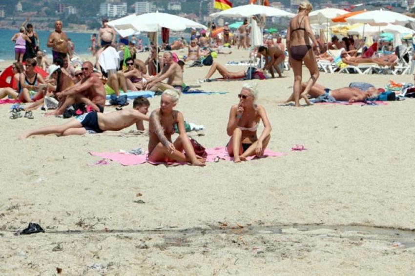 Dünyanın en ünlü plajı ama...
