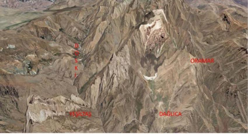 Dağlıca'da 40 gün süren operasyon böyle görüntülendi