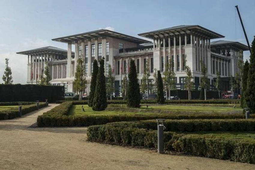 Saray'da sürpriz görüşme! HDP'li...