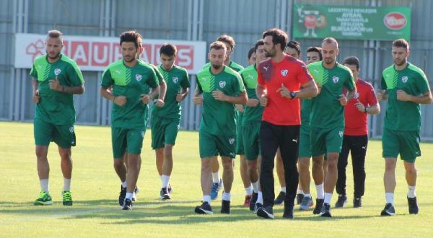 Bursaspor sezonu açtı!