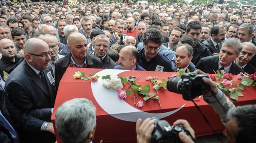 Türkiye'yi sarsan ölümle ilgili eşi ilk kez konuştu