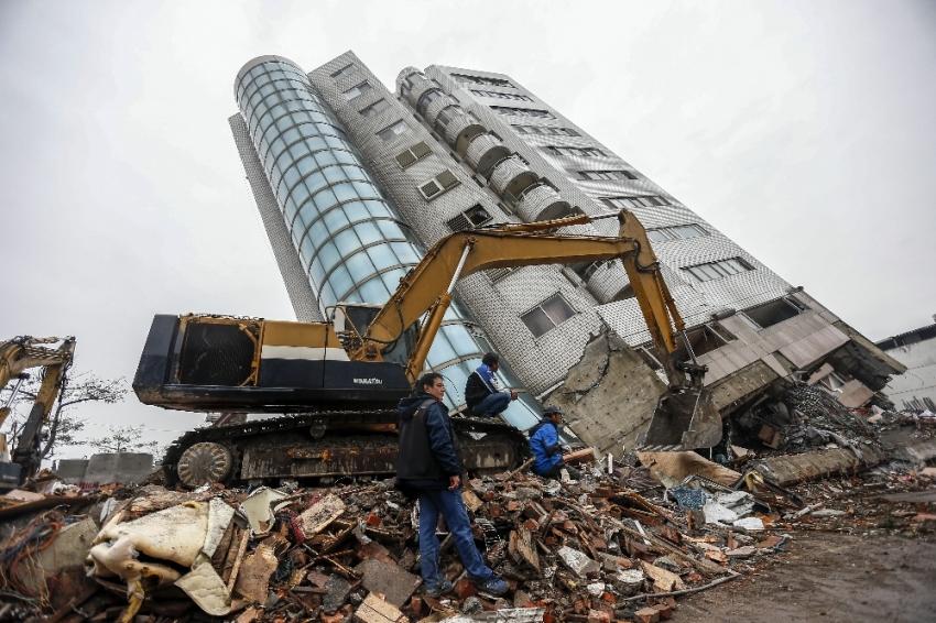 Tayvan'da bilanço artıyor