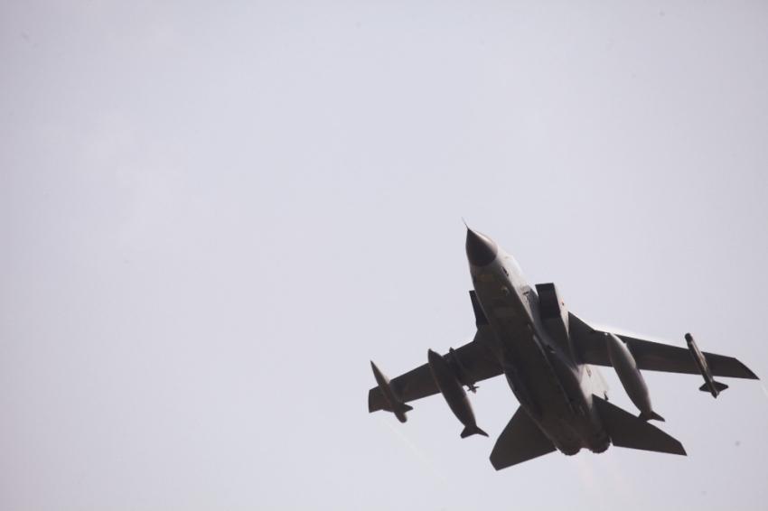İsrail'den Aşkelon'a hava saldırısı: 2 ölü, 6 yaralı