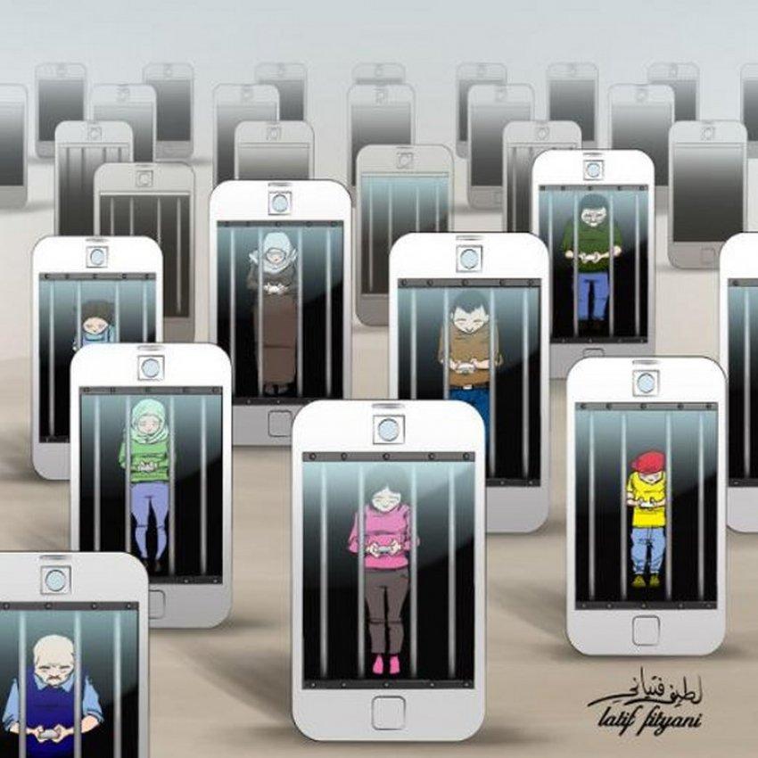 Akıllı telefon çılgınlığı