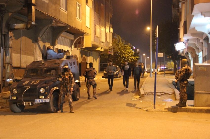 Diyarbakır'da 600 polisle asayiş uygulaması