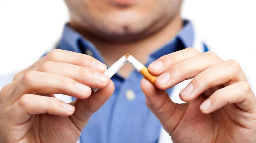 Sigarayı bırak kanser olmaktan kurtul!