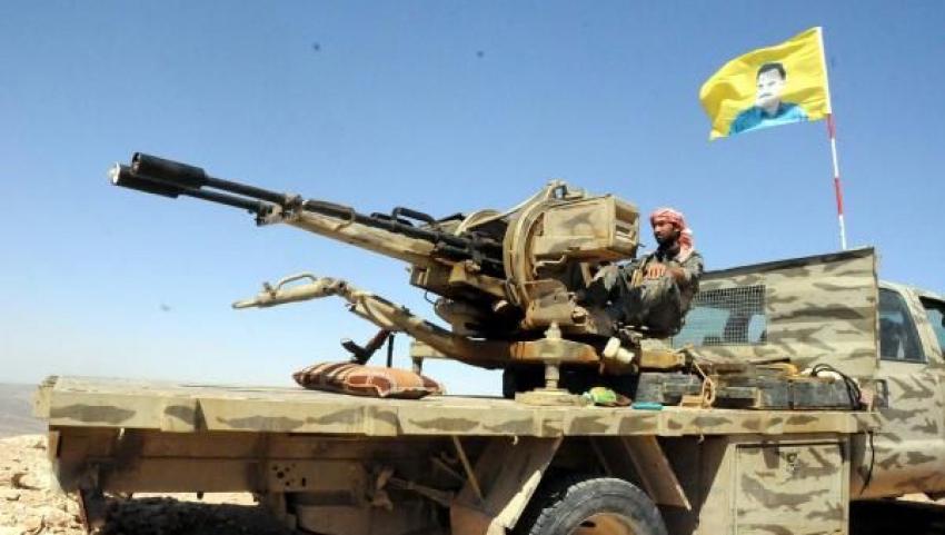 O silahlar artık PKK'nın elinde