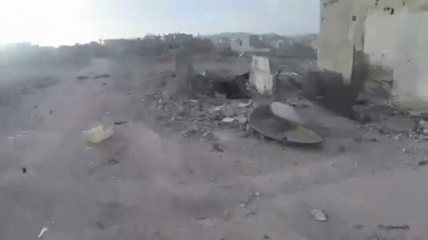 Esed bir kez daha sivilleri vurdu: 21 ölü