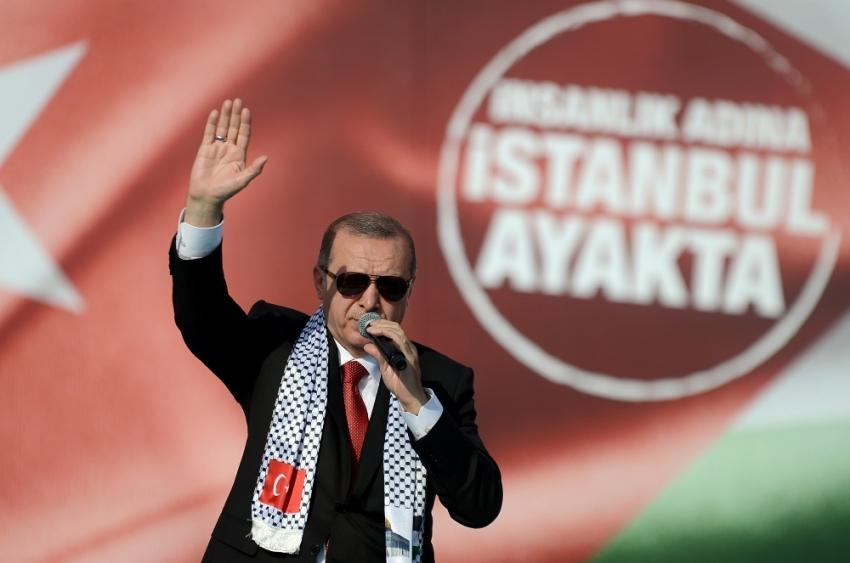 Cumhurbaşkanı Erdoğan'dan İslam dünyasına eleştiri