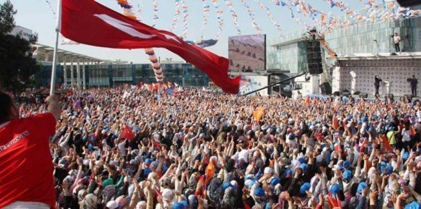 Başbakan'ın Bursa mitingi Gökdere'de olacak