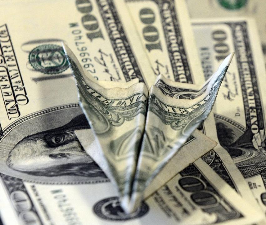 Dolar düşüşte