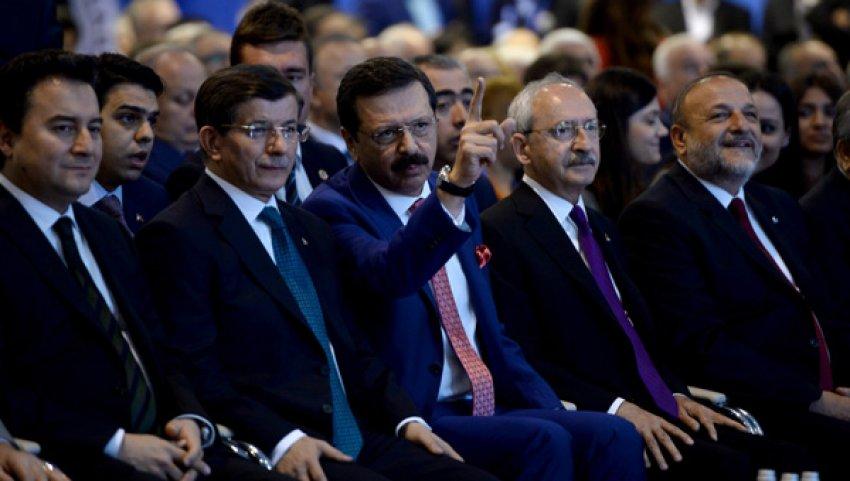 Hisarcıklıoğlu'ndan bankalara sert tepki