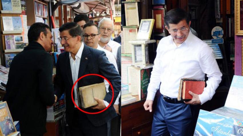 Başbakan o kitabı seçti!