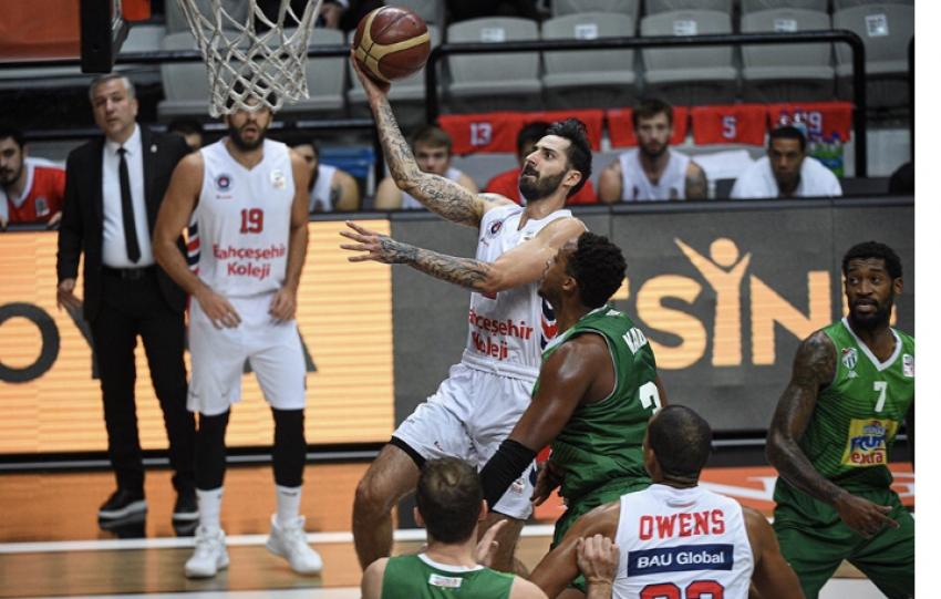 Bahçeşehir Koleji 101-71 Frutti Extra Bursaspor