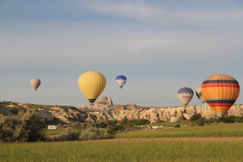 Bakanlıktan balon kazasına ilişkin açıklama