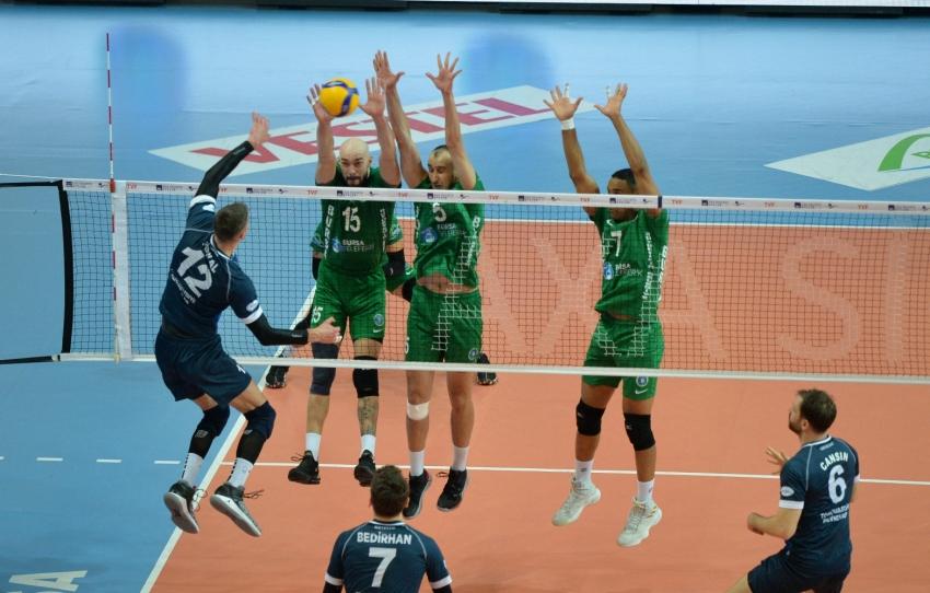 Bursa Büyükşehir Belediyespor-Tokat Belediyesi Plevnespor: 3 - 0