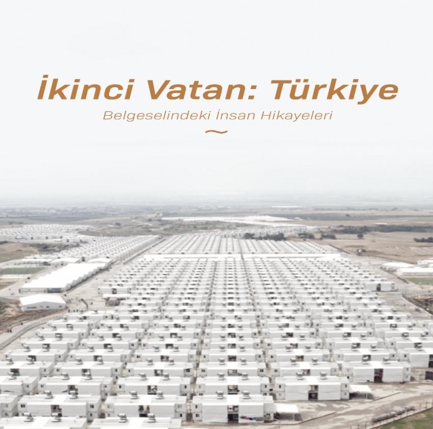 Türkiye'deki Suriyelilerin yaşamlarına içten bir bakış