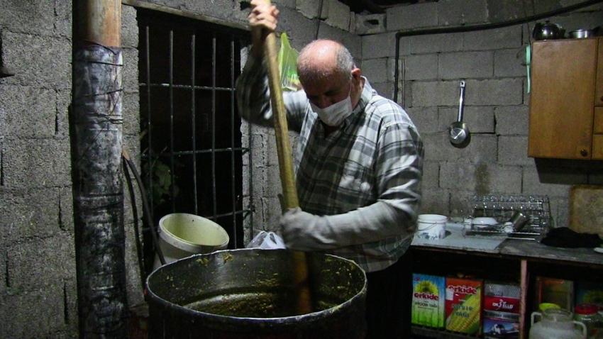 Defne sabunu yerli ve yabancıların ilgi odağı