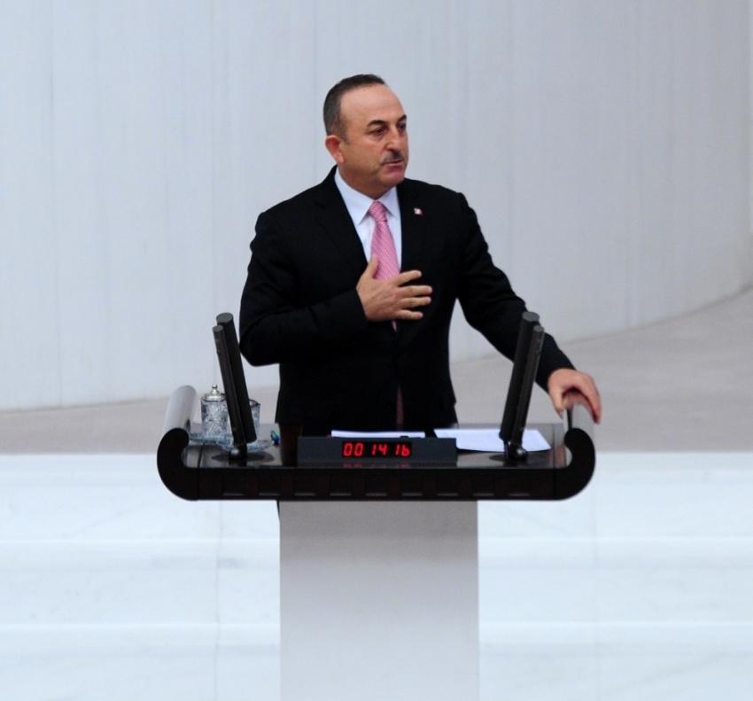 """Dışişleri Bakanı Çavuşoğlu: """"İstediklerimizi aldık"""""""