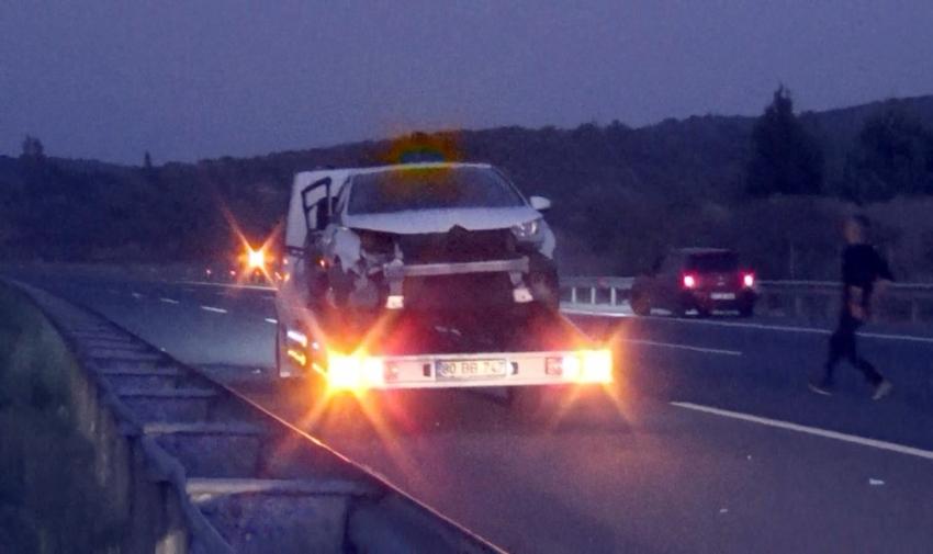 Osmaniye'de trafik kazası: 2'si ağır 6 yaralı