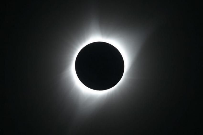 Güneş tutulması ABD'de gerçekleşti