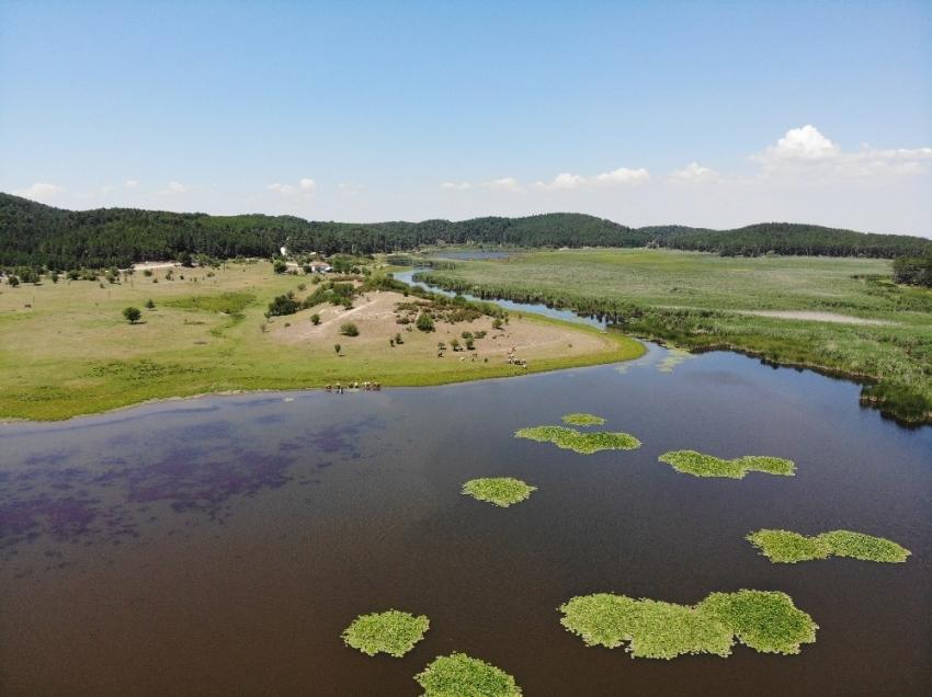 Doğa güzelliği Yayla Gölü hassas koruma alanı ilan edildi