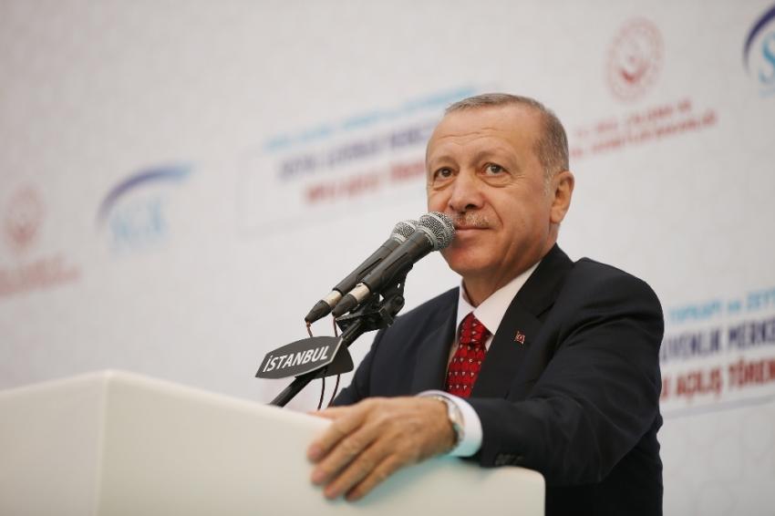 Cumhurbaşkanı Erdoğan'dan EYT açıklaması