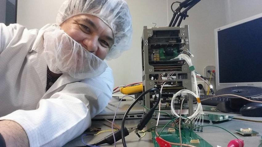 Tasarlanan x ışını algılayıcısı Dünya yörüngesine bırakıldı