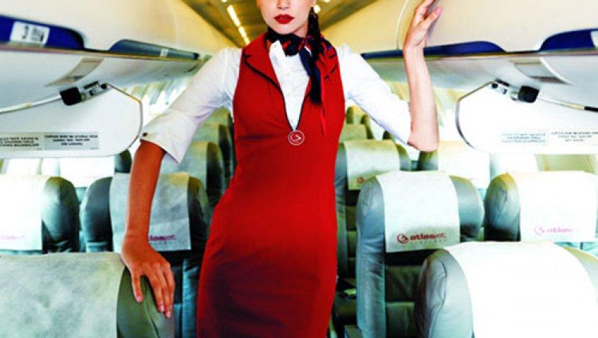Hostesler ve pilotlar tehlike altında