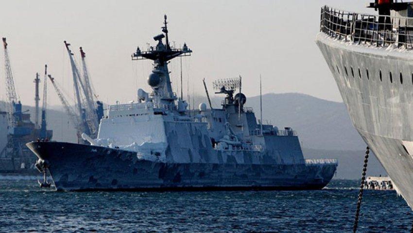 Rusya ve Çin Akdeniz'e iniyor