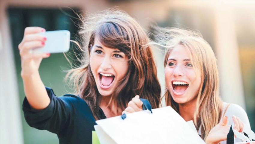 Alışverişte 'Selfie' ile ödeme devri!