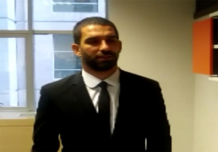 Arda Turan'ın gizlilik talebi reddedildi