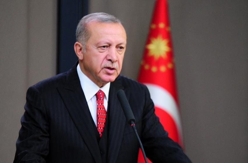 """Cumhurbaşkanı Erdoğan, """"Teröristler kiliseden sivilleri hedef alıyor"""""""