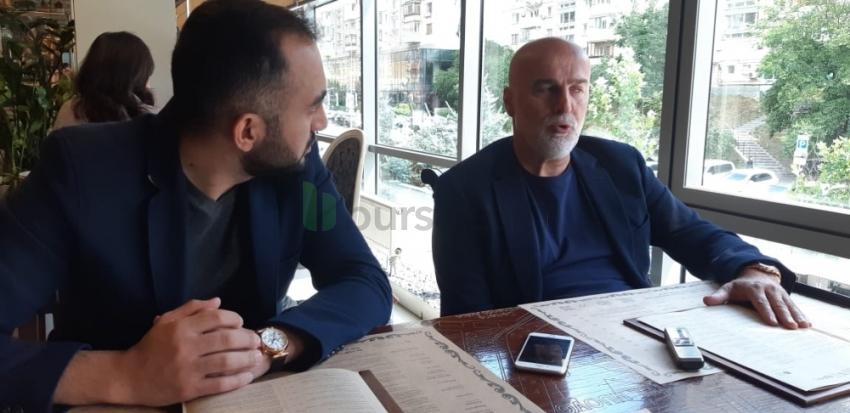 Türk iş adamı Ukrayna'da seçimlere hazırlanıyor