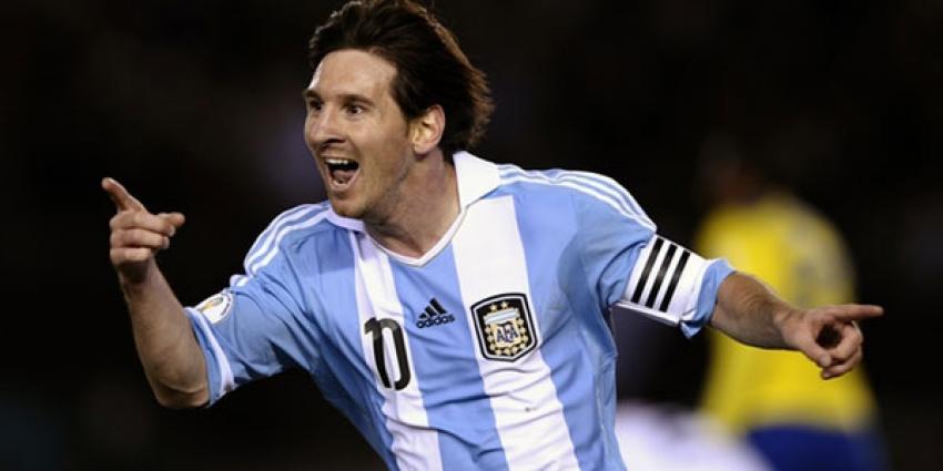 Messi o ödülü geri çevirdi