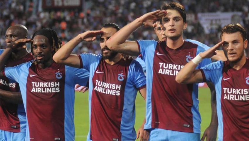 Trabzonspor'dan asker selamı
