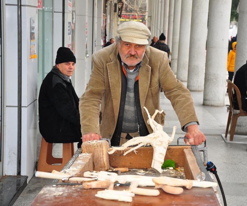 Sanatı sokağa taşıdı