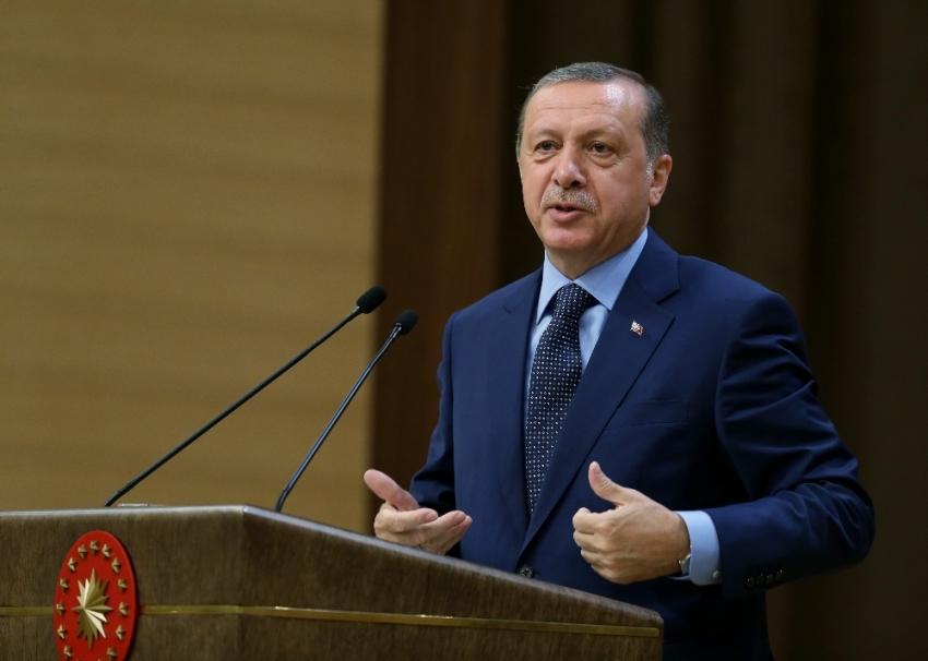 Erdoğan'dan Pensilvanya'ya: Gelsene vatana
