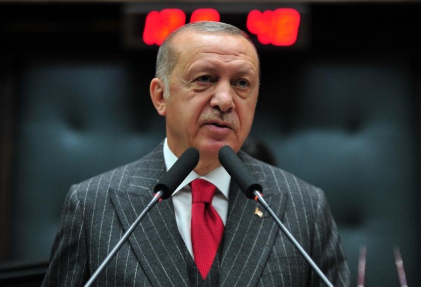 Cumhurbaşkanı Erdoğan'dan Avrupa'ya eleştiri