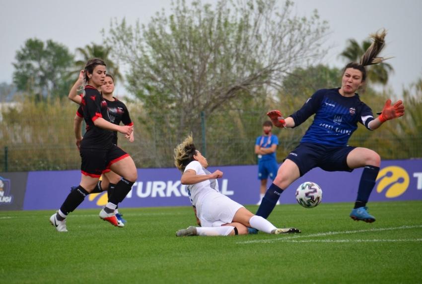 Kadınlar Futbol Ligi D Grubu 1.Hafta