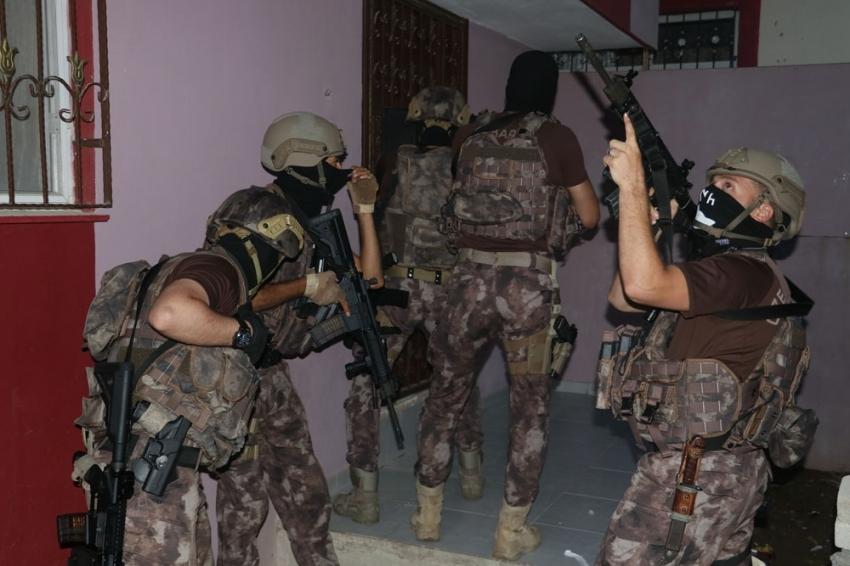 Torbacı operasyonu: 58 gözaltı kararı