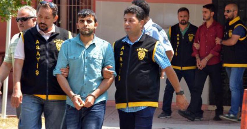 Suriyeli gencin katil zanlıları tutuklandı