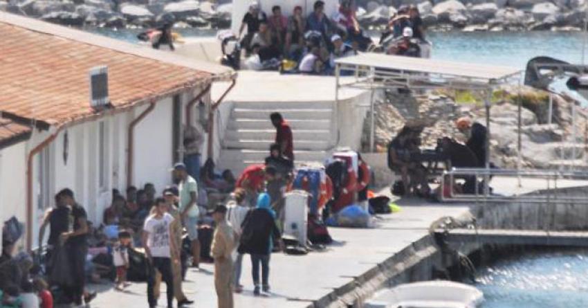 Kuşadası'nda 174 kaçak yakalandı