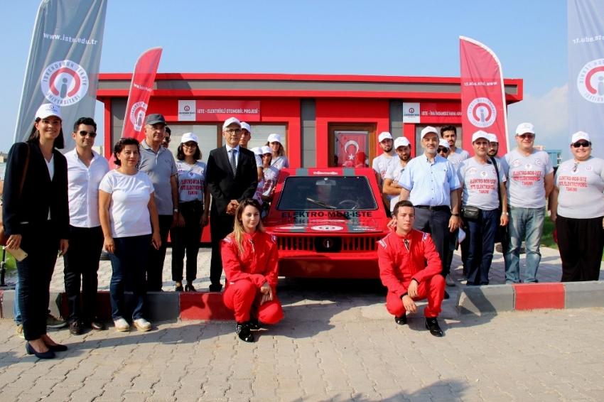 Elektro-Mob-İSTE' yarışa hazır