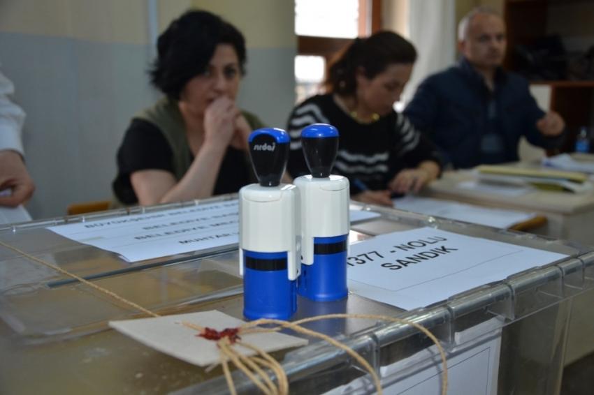 CHP'nin Çifteler'deki itirazı kabul edilmedi