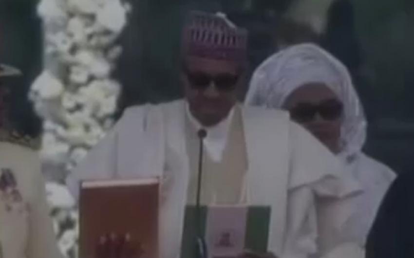 Yeni cumhurbaşkanı yemin etti