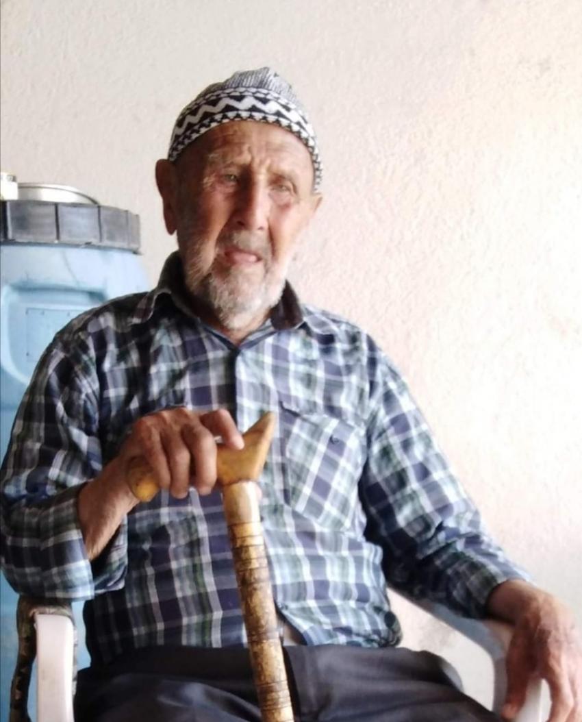 48 torunlu Mustafa Ören...