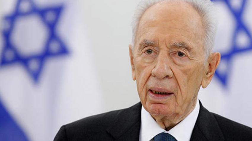 Şimon Peres'ten flaş seçim açıklaması