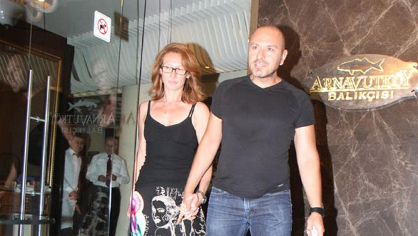 Sertab Erener'in evliliği Demir'i şaşırttı
